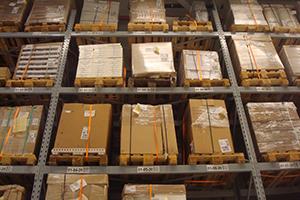 JunkDonation Warehouse Materials